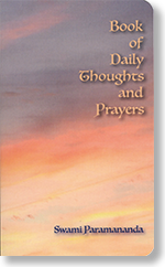Book of Daily Thoughts and Prayers