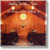 "Sunday Temple Music - 20 Years ""Live"""